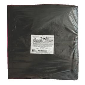 Saco Plástico Carga Pesada 200 Litros Preto Leiraw