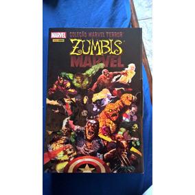 Zumbis Marvel - Coleção Marvel Terror.