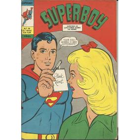 Revista Superboy 1970 (ed Ebal) 1ª Série Nº 56