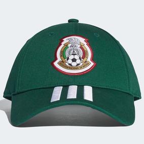 Gorra adidas Mexico 3-stripes 2018 Verde Unisex Original 9c93484f340e4