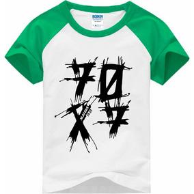 a1be294bf Camiseta Verde Gospel - Camisetas Manga Curta no Mercado Livre Brasil