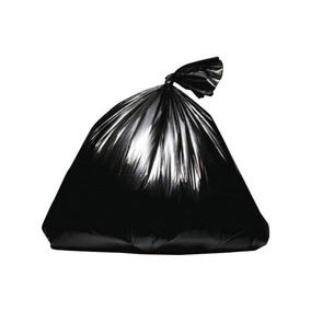 Saco Para Lixo Preto Reforçado 100 Litros , 3 Fardos