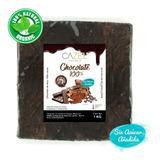 Chocolate 100% Cacao Amargo Oaxaca 1 Kg En Tableta Natural