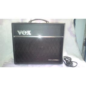 Amplificador De Guitarra Vox Valvetronix Vt20+