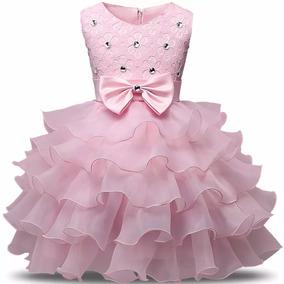 Vestidos de Bautismo para Niñas en Mercado Libre Argentina 935f1e5ed89