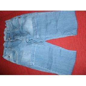 Lote Calças E Bermuda Jeans Menino 8 Anos - (usadas)promoção