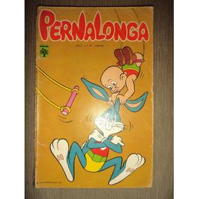 Pernalonga 10 Editora Abril 1976 Otimo