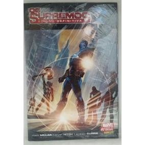 Os Supremos Edição Definitiva Capa Cartão Panini 2007
