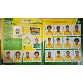 Figurinhas Avulsas Album Copa 2014 Brasil Originais Panini