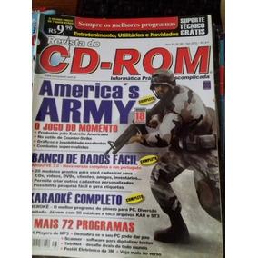 Coleção Revista Cd-rom Com 30 Títulos