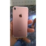 Iphone 7 Rose 128 Gigas Sem Nenhum Detalhes