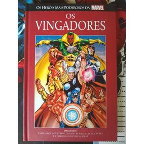 Col. Heróis Mais Poderosos Da Marvel Vol. 1 Os Vingadores