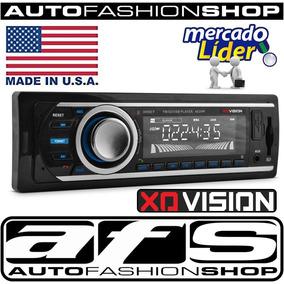 Reproductor Mp3 Automóvil Xo Vision Con Bluetooth Y Sd Xd107