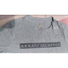Camisa Armani Tamanho L Original - Calçados c20a92a8b43