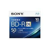 Sony Video For A Blu-ray Disc 10bnr2vjps4 (bd-r 2 Layer: 4-s