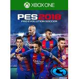Pro Evolution Soccer 2018 Xbox One Rockestore