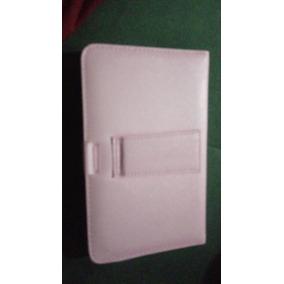 Capa Para Tablet Com Teclado E Usb