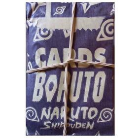 40 Envelopes De Cardas De Boruto