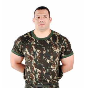 1abaf24bc7 Camisa Militar Spezialkräfte Team Six. 8 vendidos · Camiseta Masculina  Camuflada Exército Brasileiro (eb)