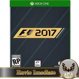 Formula 1 2017 - Xbox One - Original Digital - Online