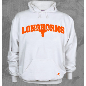 Sudadera Long Horns Texas Cuernos By Tigre Texano Designs