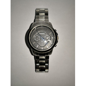 d1bd23d20bc0 Reloj Fossil Stainless Steel Usado