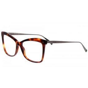 ed251fcb05ede Oculos De Grau Max Mara Armacoes - Óculos no Mercado Livre Brasil