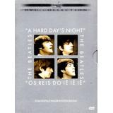 Dvd - The Beatles - A Hard Days Night - Dvd Duplo