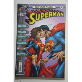 Superman Super Heróis Premium 19hq