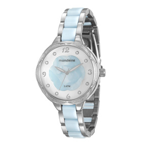 Relógio Feminino Mondaide 76671l0mvne1 Promo Verão