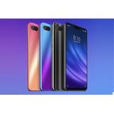 Celular Xiaomi Mi 8 Lite Aurora Blue 4gb E 64gb + Brindes!!!