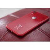 iPhone Xr Red 128gb + 3 Cases (a Vista $3500)