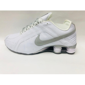 7a75fa441e1 Nike Shox R4 Running Shoes Mens Cinza - Tênis no Mercado Livre Brasil