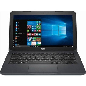 Notebook Dell Amd A6 1.6ghz 4gbram 32gb Windows 10 Tela11,6