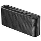 Altavoz Estéreo Portátil Poliking Touch Control Bluetooth V4
