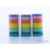 Washi Tape Cinta Adhesiva Papel X 10 Unidades - En Cajita !!
