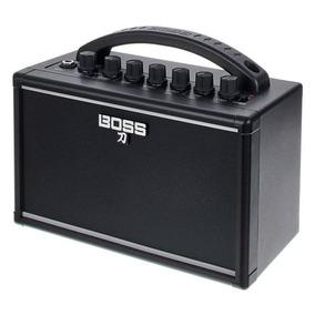 Cubo Mini Amplificador Roland Boss Katana Mini Com Delay
