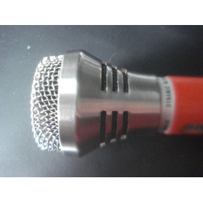 Microfono Hi-mike Made In Japon Modelo Udm-161 Antiguo