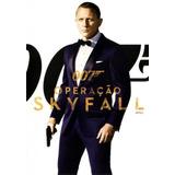 007 Operação Skyfall - Dvd / Filme Ação