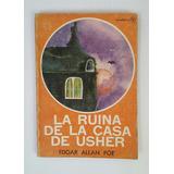 Mini- Libro Quimantu La Ruina De La Casa De Usher