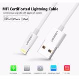 Cable Para Ipod, Ipad Y Iphone 5,5s,6,6s Y 7