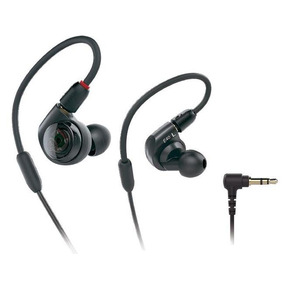 Fone De Ouvido Audio-technica In Ear Ath-e40 Impedância 12 O