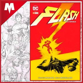 Flash Reverso Dc Comics Ecc Español Nuevo