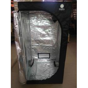 Estufa Cultivo Indoor Black Box80 80x80x160cm Mylar Diamond