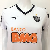 6b8f6ca1b2 Camisa Atletico Mineiro Galo Camiseta Feminino Baby Look M