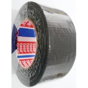 Fita Silver Tape Preta 48mmx50metros