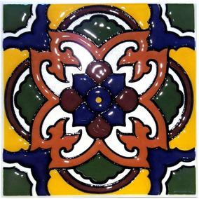 Tocetos Ceramicos Mayolicas 10x10cm - Ceramikero