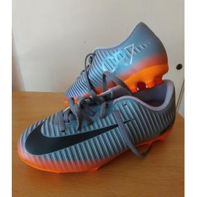 Botines Nike Ronaldo Naranja - Botines en Mercado Libre Argentina 45b745f145103