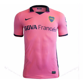 Camisetas De Futbol Nike Personalizadas - Camisetas Fucsia en ... 18ecc812c6355