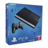 Consola Sony Playstation 3 Ps3 Super Slim 12gb 100% Nueva